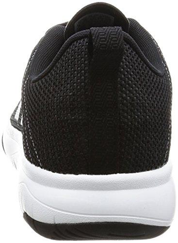 adidas  Cloudfoam Super Flex, chaussure de sport homme Nero (Negbas/Ftwbla/Onix)