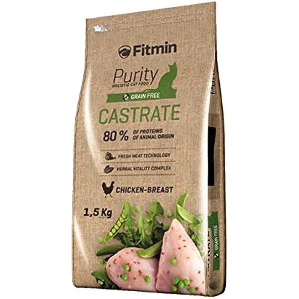 Fitmin Alimentación Purity Castrate. Comida Completa para ...