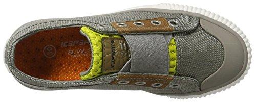 Icepeak Unisex-Kinder Wakady Jr Sneaker Grau (Middle Grey)