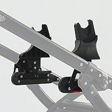 Knorr-baby 35094adaptador para sistema corredero)–Classico, voletto, noxxte, VW Carbon para asientos de coche Maxi Cosi y CYBEX