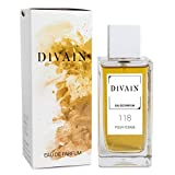 DIVAIN-118, Eau de Parfum para mujer, Vaporizador 100 ml