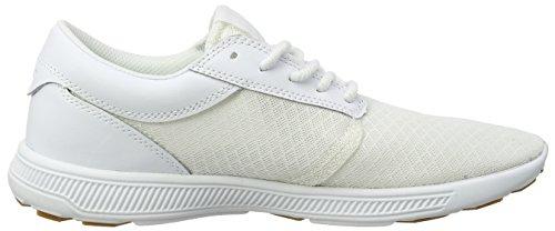 Supra Hammer Run, Sneakers Basses Mixte adulte Blanc (white - White   Wht)