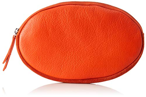 Clarks Damen Marva Art Clutch, Orange (Orange Leather)