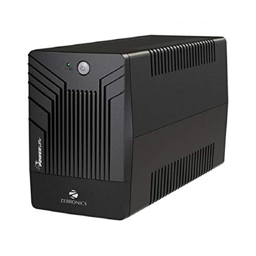 Zebronics MLS750 UPS (Black)