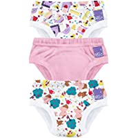 Bambino Mio, Potty Training Pants, Puddle Pigs, 3+ Years, 3 Pack