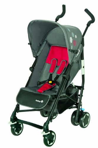 Imagen 1 de Safety 1st Compa'City - Silla de paseo, color rojo (red mania)