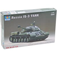Trompetista kit 07227 modelo JS-3 tanques rusos