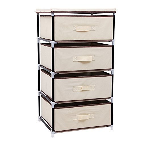 songmics-4-drawer-beige-diy-storage-wardrobe-cabinet-multiple-purpose-storage-unit-845-cm-rlg14m