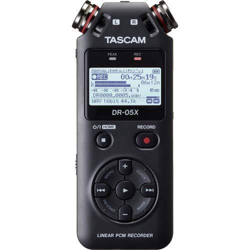 Tascam DR-05X - Registratore audio portatile