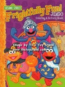 een Jumbo Coloring & Activity Book by Not Available (2007-03-30) ()