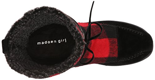 Madden Mädchen Jackwinter Stiefel Black/Multi
