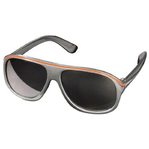 Hama 3D-Polfilterbrille Kinder sportlich grau