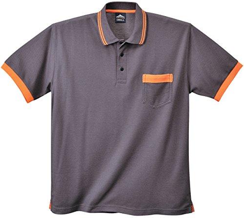 Portwest TX20GRRXXL - Camicia di polo 2x-grande contrasto