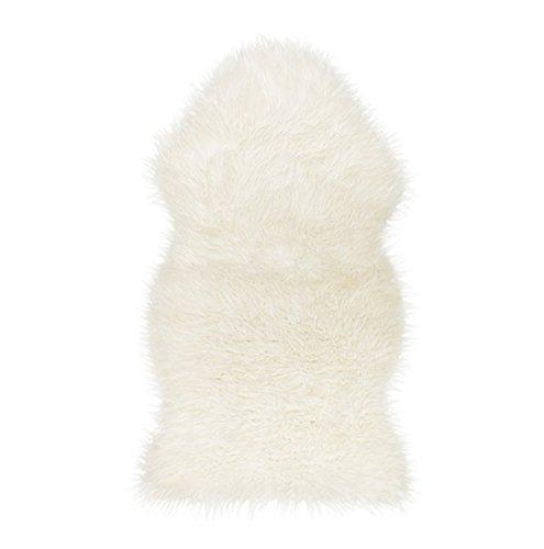 peau-de-mouton-synthetiquecozy-sensation-comme-veritable-laine-tapis-en-fourrure-synthetiqueblanc