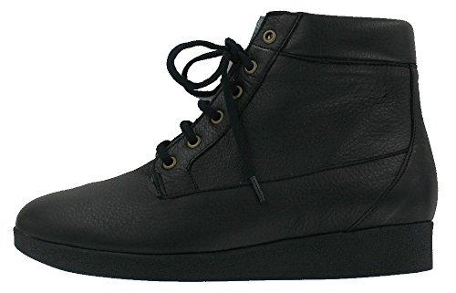 Arcus Veld, Damen Desert Boots Schwarz (sn Noir)