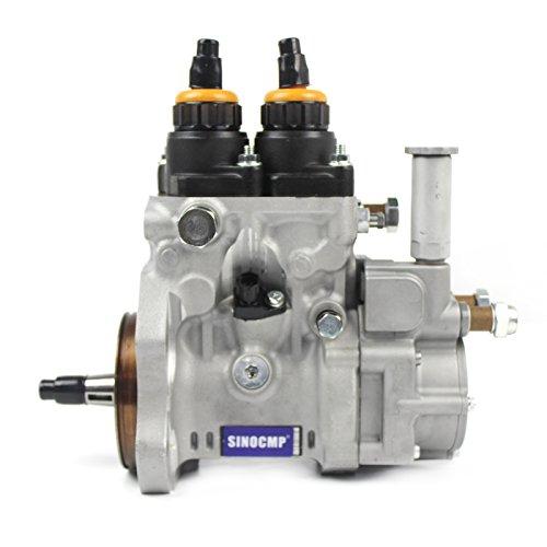 SINOCMP - Bomba de combustible diésel para Komatsu PC400-7 PC450-7 PC460-7
