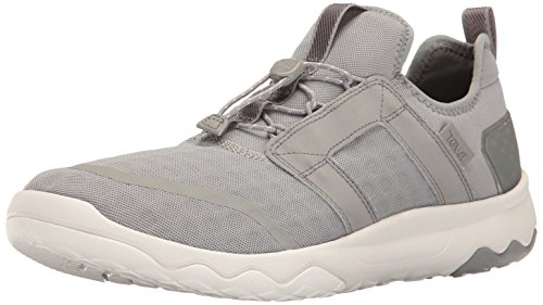 Teva 1017172, Chaussures d'Athlétisme Homme - Gris - Gris, 39 EU