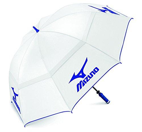 Mizuno Parapluie de golf à double auvent pour homme 173 cm
