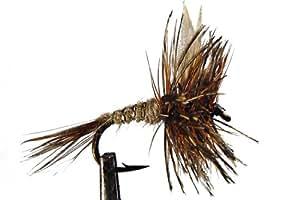 1 x Mouche sèche - MARCH BROWN - pêche à la truite - H12