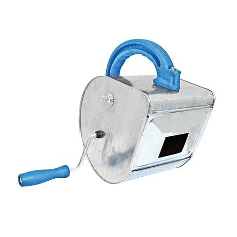 Silverline 282572 Machine à crépir à la tyrolienne Diamètre 21 cm