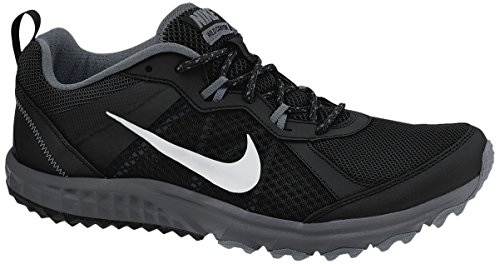 Nike Wild Trail, Chaussures de Running Compétition Homme Noir (Black (Black/Metallic Pltnm/Cool Grey/Dark Grey 001)Black/Metallic Pltnm/Cool Grey/Dark Grey 001)