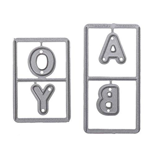 2 stücke Baby Boy Stanzformen Schablonen DIY Scrapbook Stempel Präge Geschenkkarte