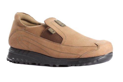 Liberty Force 10 Men Sport Shoes Running Brown UK-6