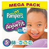 Pampers Active Fit Size 5+ (13-27kg) Mega Pack - Best Reviews Guide
