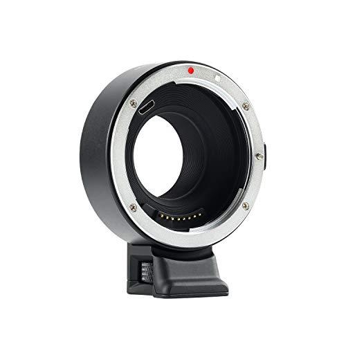 VILTROX EF-FX1 Autofokus Objektiv Adapter Konverter für Canon EF EF-S Objektiv zu Fujifilm X-Mount Mirrorless Kameras