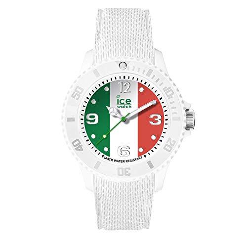 ICE-Watch Orologio Analogueico Quarzo Uomo con Cinturino in Silicone 015735