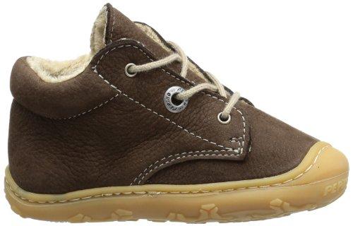 Ricosta Corany(m), chaussures premiers pas mixte bébé Marron - Braun (marone 287)