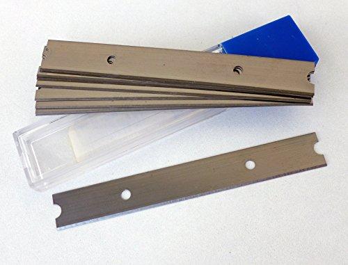 10 Stk. Tapetenschaber Ersatzklingen im wiederverschließbaren Blister