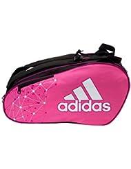 adidas padel  Racket Bag Control - Bolsa, color rosa/ blanco