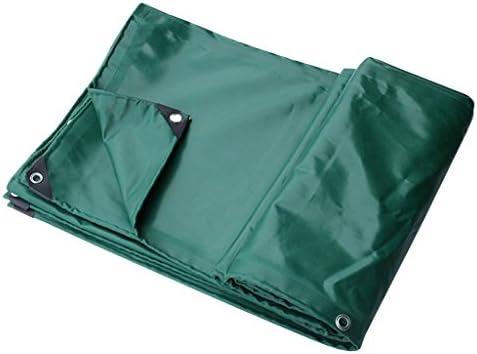 Tela impermeabilizzata verde, copertura in lamiera impermeabile, panno panno panno antipioggia ispessito (dimensioni   3MX2M 10FTX6FT) | Vendite Online  | Qualità Eccellente  11aab2