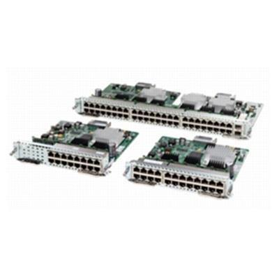 Enhanced Network Modul (Cisco sm-es2-24-p Enhanced EtherSwitch Service Module-23x 10/100BASE-TX, 1x 10/100/1000Base-T)