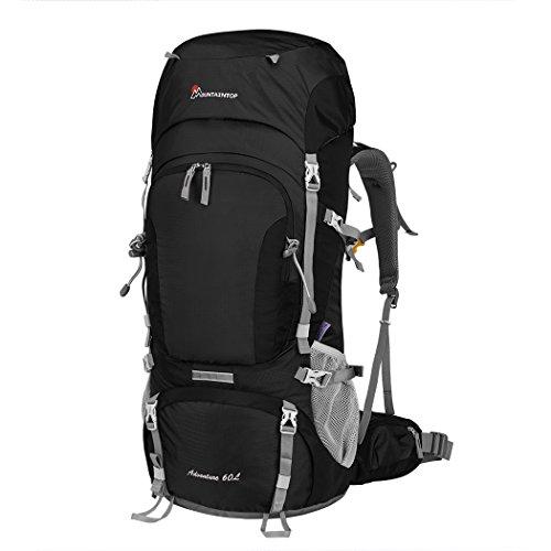 Mountaintop 60+5L Trekkingrucksack, 81 x 32 x 23 cm