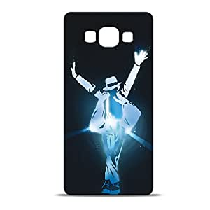 ezyPRNT Michael Jackson Dancing Printed Mobile Back Case Cover for Samsung Galaxy A7