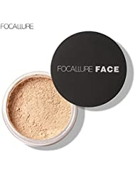 Poudres, Tonsee Maquillage poudre libre Huile dure la poudre libre transparente respirante anticondensation, 2#
