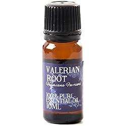 Raíz De Valeriana Aceite Esencial - 10ml - 100% Puro
