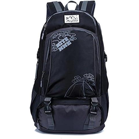 Escursionismo Zaino Clode® Scuola Travel Bag Uomini Donne Portatile Notebook Backpack Computer Mountaineer
