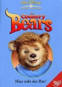 Die Country Bears - Hier tobt der Bär [Verleihversion]