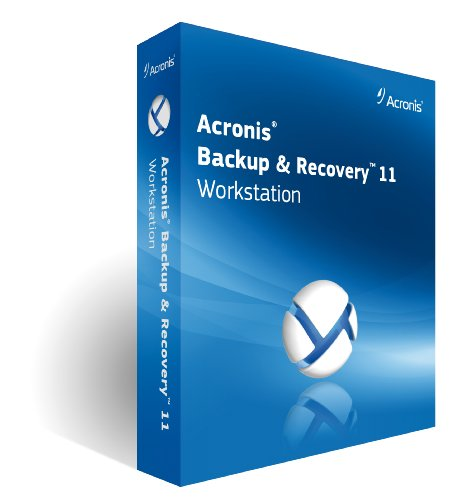 11 Workstation (Acronis Backup & Recovery 11 Workstation incl. AAP)