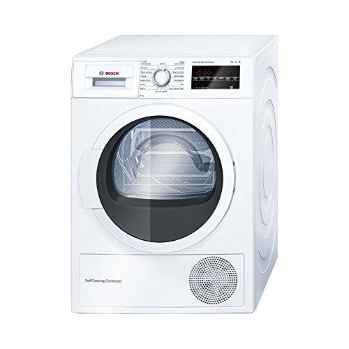 Bosch Sèche-linge wtw85468ii 8 kg Classe A + + à condensation avec pompe de chaleur