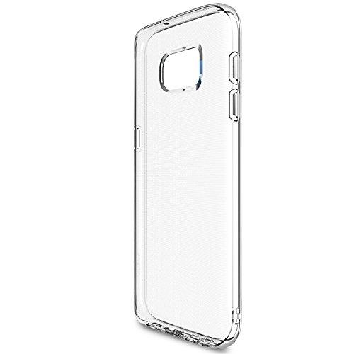Custodia Galaxy J5 2016, Ringke [AIR] Senza Peso Come L'aria, TPU Flessibile Custodia Estremo Leggero Ultra-Sottile Molle Trasparente Resistente Graffiare Protettiva per Samsung Galaxy J5 2016 - Crystal View