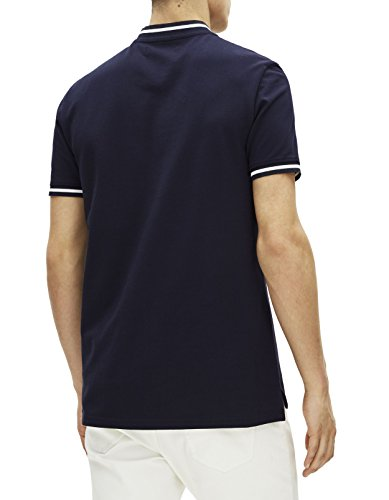 Celio Herren Poloshirt Getedou Bleu (Navy Blue 02)