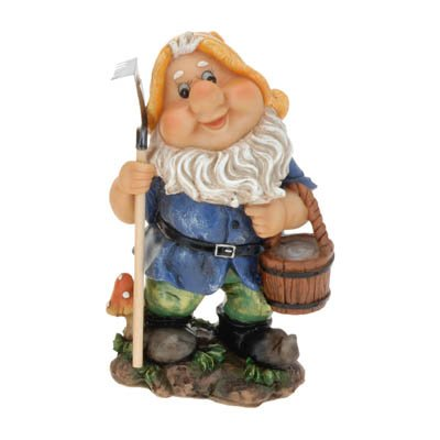 Gnome-with-Dog-Design-Garden-Decoration-Height-37-cm-7-Different-Designs