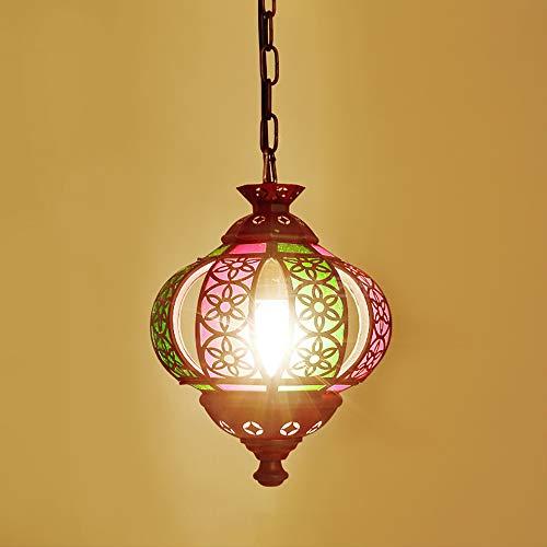 Pn&cc Marokkanischen Kronleuchter Deckenleuchte Schatten, Europäischen Stil Wohnzimmer Lampe Kupfer Lampe Restaurant Kunst Kronleuchter -