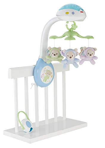 Image of Fisher-Price Butterfly Dreams Projection Mobile Playset