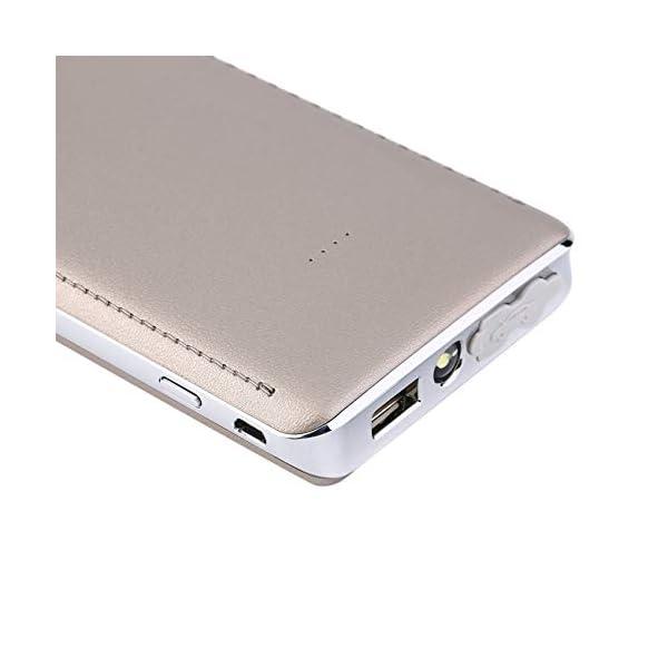 Peanutaso 30000mAh Portable Car Jump Starter Pack Booster Cargador LED Batería Power Bank Fuente de alimentación de…
