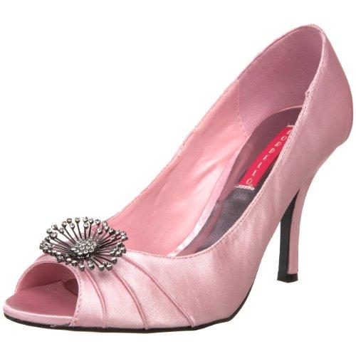Bordello InStyle-Pumps Violette-06 B. Pink Satin